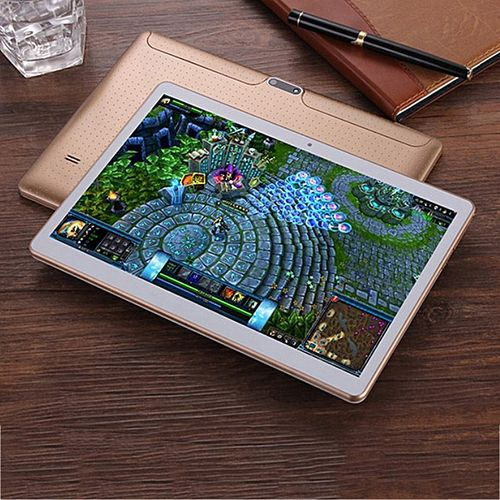 10'' Octa Core Android 5.1 3G IPS Bluttooth Wifi Call Phone Pads W/ Mic 4+64GB