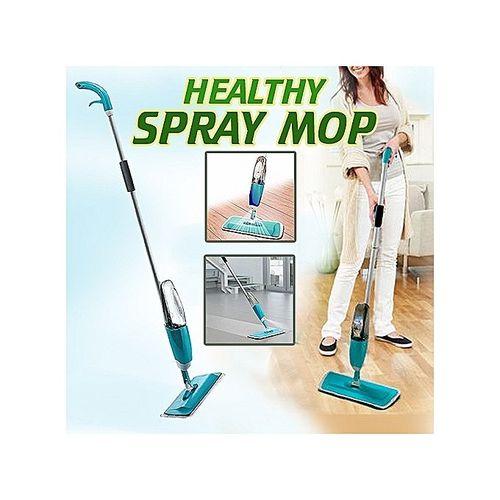 Big Floor Spray Mop (Comes In Multi Colours)