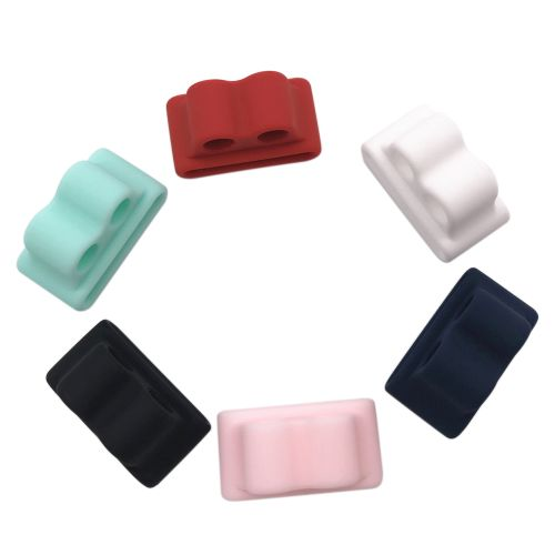 Silicone Protective Cover Protection Case Stand For Apple