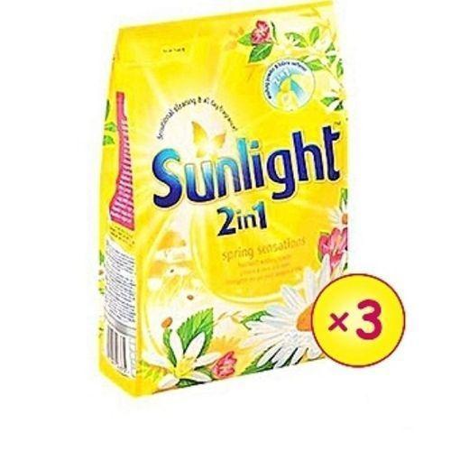 Sunlight Detergent Powder (400gx3)
