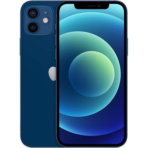 Iphone 12 6.1 Inches 4GB RAM, 128GB ROM, (12MP + 12MP), 2815mAh-5G-Blue
