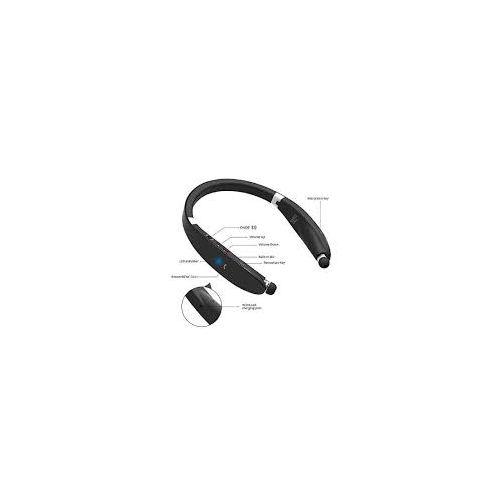 Sx-991 Wireless Bluetooth Neckphone (black)