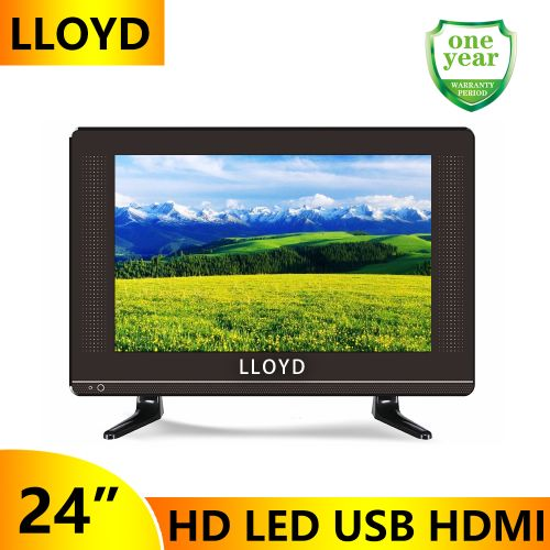 24 Inch LED Full HD Television + Bracket (1 Years Warranty)