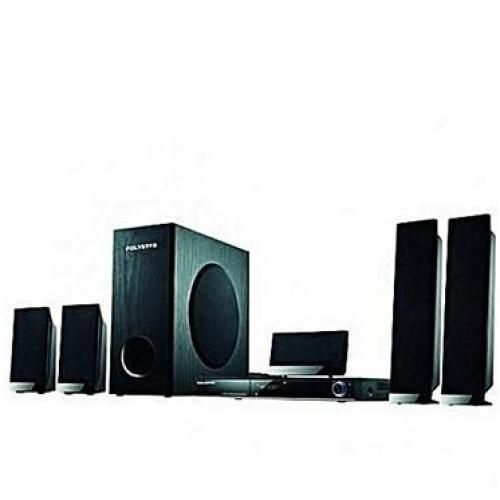 Bluetooth DVD Home Theatre With HDMI - PV-BK722C