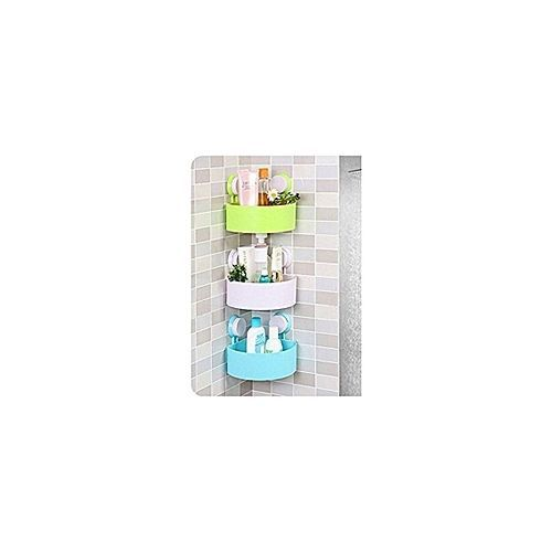Bathroom Corner Shelf- 3 Triangle