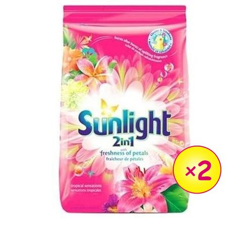 Tropical Sensation Pink Detergent 900G X 2