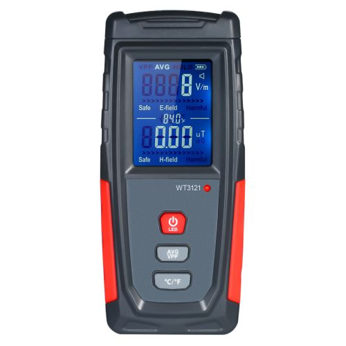 High Precision Handheld Mini Digital LCD EMF Tester