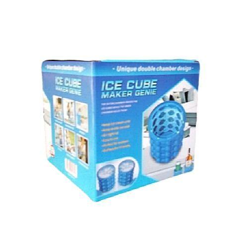 Portable Ice Cube Maker Genie