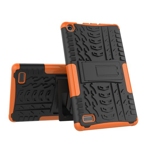 Shock Hybrid Case With Stand Cover Case For Amazon Kindle Fire HD 7 7inch 2017