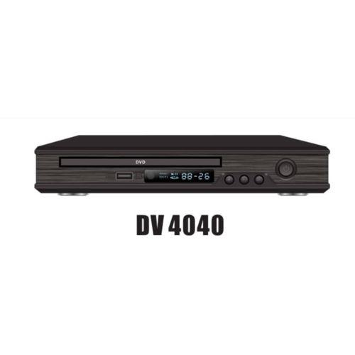 DVD Player DV4040 With USB-Black