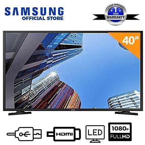 40-Inch FHD LED TV N5000 - Black + 1 Year Official Warranty