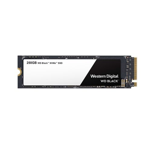 WD Black High-performance NVMe PCIe M.2 Interface 2280 SSD Solid State Disk - Gen3 8 Gb / S