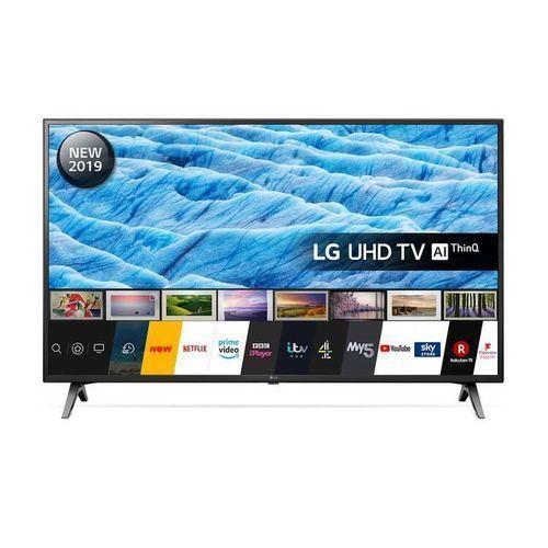75''SMART UHD 4K Ai THING Q SATELLITE TV+MAGIC REMOTE.
