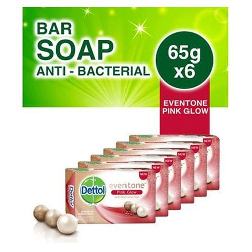 Soap Pink Glow - 65g (Pack Of 6)