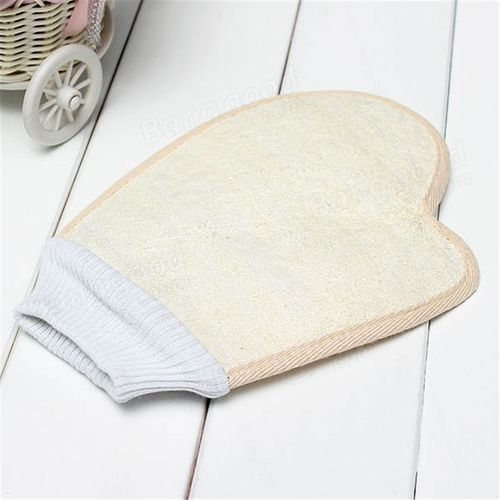 Mrosaa Loofah Body Cleaning Of Shower Exfoliating Bath Gloves