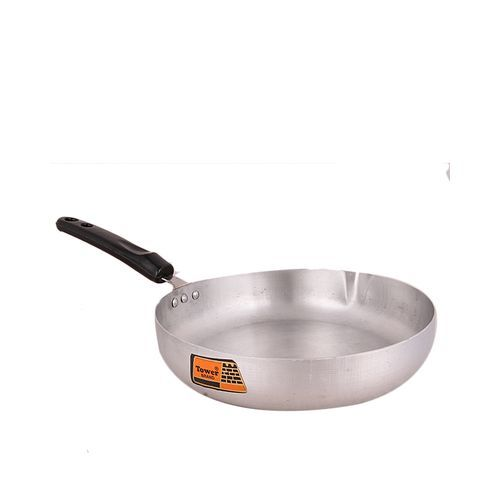 Tower Fry Pan Silver