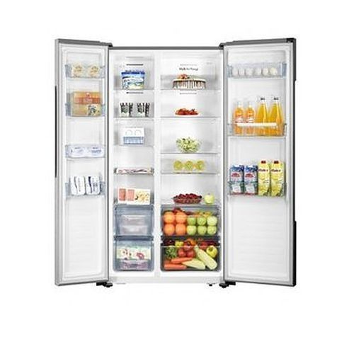 516L Side By Side Refrigerator-REF67WSI