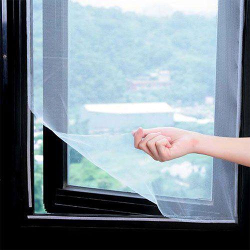 DIY Type Mosquito Proof Window Net Mesh Screen