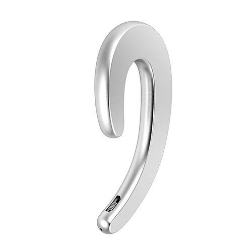 Generic Bone Conduction Wireless Bluetooth 4.2 Headset Stereo Sports Headphone-Silver
