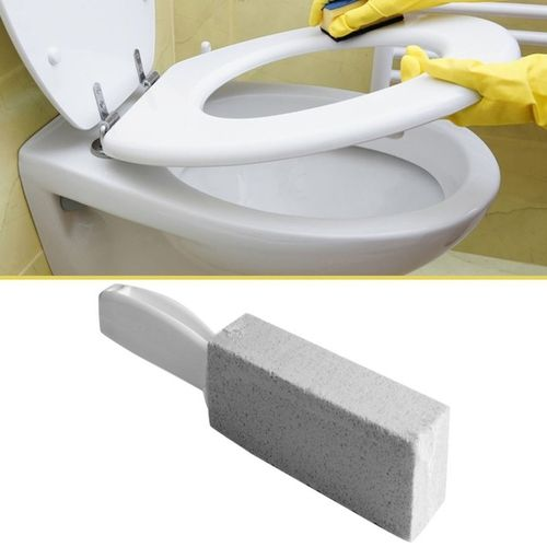Toilets Cleaner Stone Natural Pumice Stone With Long Handle