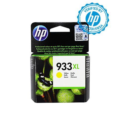 933XL High Yield Yellow Ink Cartridge - CN056AE BGX