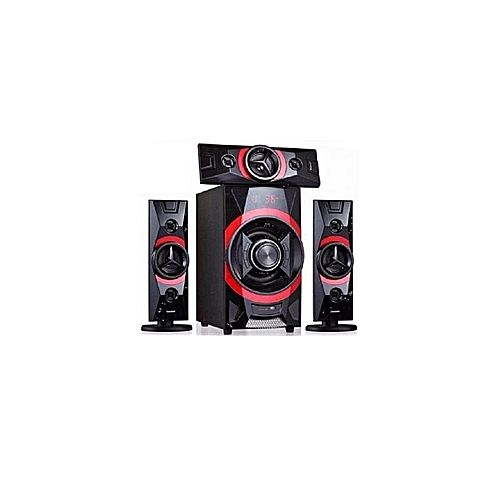 Hisonic Wireless Bluetooth Home Theater System With Super Bass 3.1ch