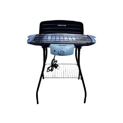 Electric Barbecue Grill With Stand-