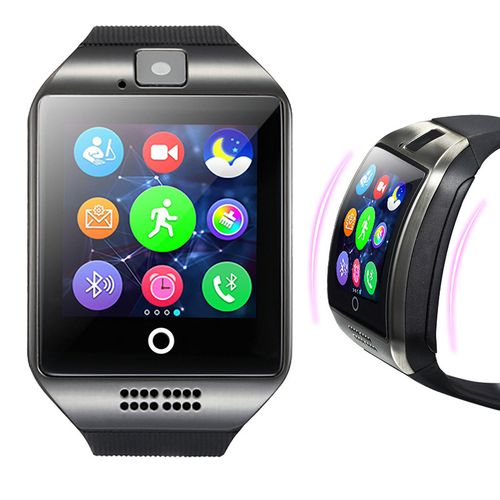 Q18 Smart Watch Mobile Phone Watch Positioning Watch Touch Screen Watch Hand Wit Watch