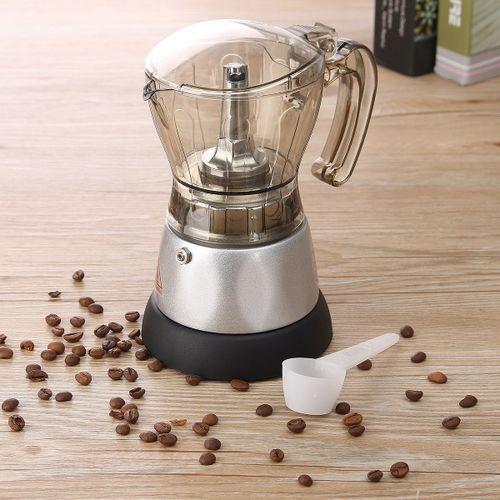 Electric Espresso Cappuccino Coffee Maker Machine Percolator Pot Stovetop