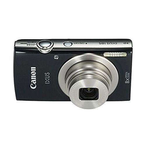 IXUS 185 20mp 8x Optical Zoom Digital Camera Black