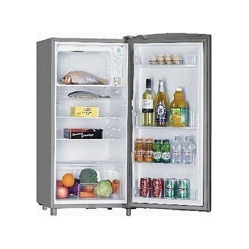 Table Top Refrigerator -100DR- Silver