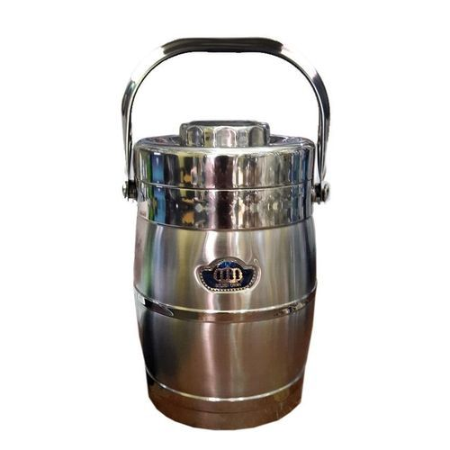 Insulated Stainless Steel Food Warmer - 2Litres