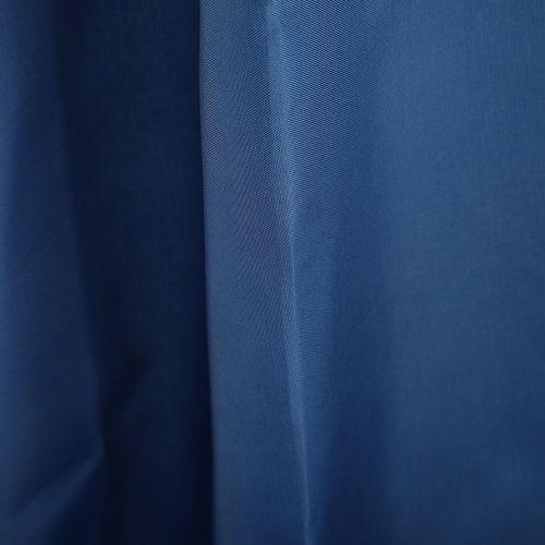 Blue Shower Bath Curtain Waterproof Bathroom Curtain + Hanging Hooks