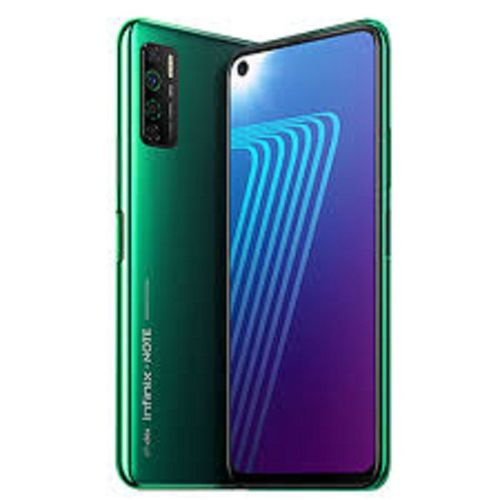 """NOTE 7 LITE(X656)-6.6"""" HD+ PUNCH HOLE-64GB ROM/4GB RAM-8MP+48MP/2MP/2MP/AI LENS-4G LTE-5000MAH-FOREST GREEN"""
