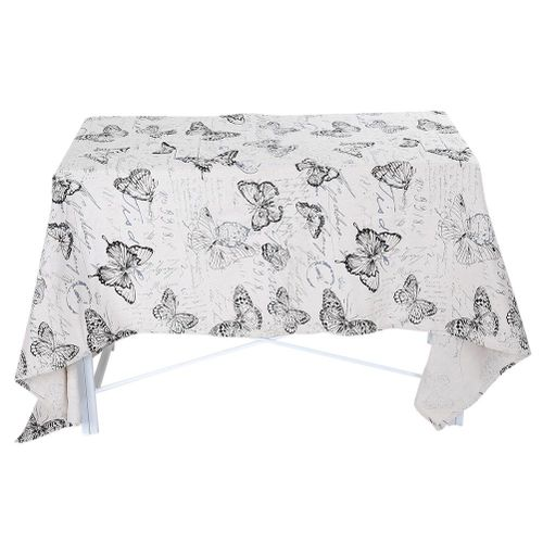 Cotton And Linen Table Cloth Dining Kitchen Table Cover Protector Tablecloth Dining Table Cover For Kitchen Home Decor