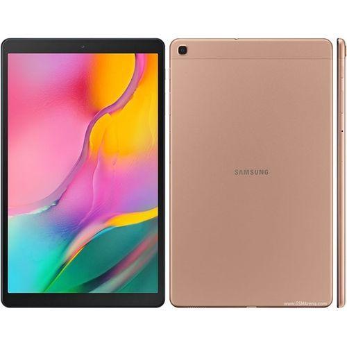 """Galaxy Tab A 10.1 (2019) T515 (LTE) 32GB ROM 2GB RAM - 10.1"""" Gold"""