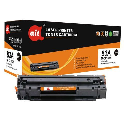 83A Laser Jet Toner Cartridge (cf283a) Black