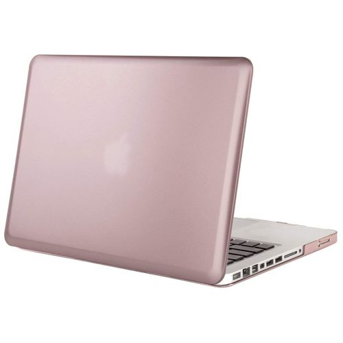 Plastic Hard Shell Case Cover Only Compatible Old MacBook Pro 13 Inch With CD-ROM (Model: A1278, Version Early 2012/2011/2010/2009/2008)