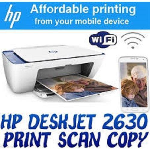 DeskJet Printer 2630 All- In- One Coloured