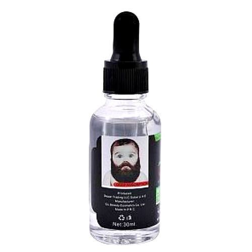 Beard Growth Oil For Men Fastest Hair Remedy- Effective