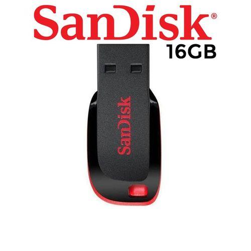 16GB Cruzer USB 2.0 Flash Drive