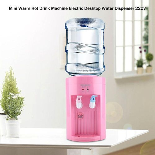 Mini Hot Drink Machine Electric Desktop Dispenser (220V)