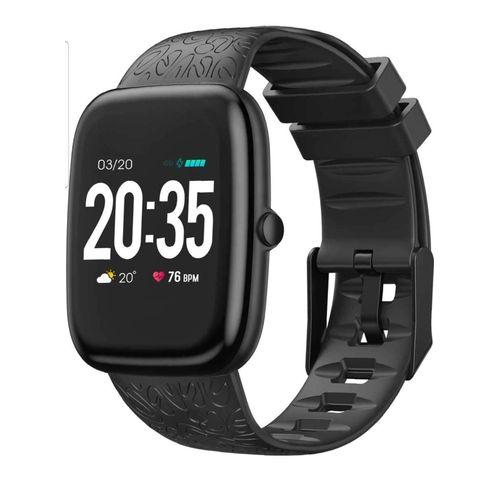 Fitness Tracker Notifications Bracelet,Tempo OSW -11 - Black