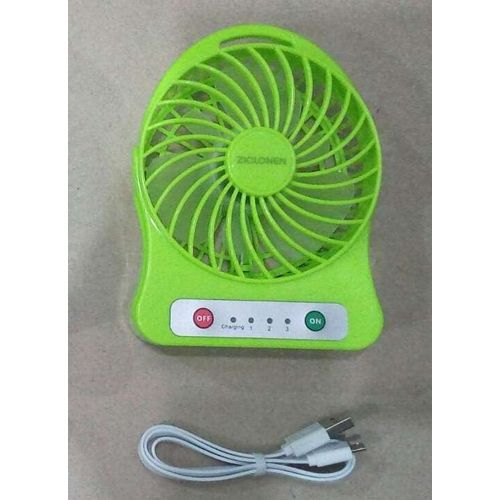 ZICLONEN Rechargeable Fan SP06-11