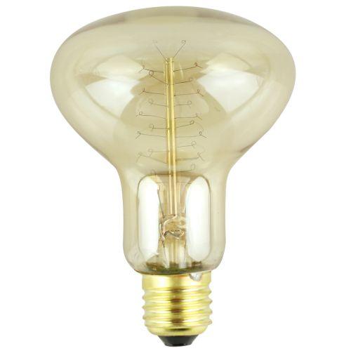 CLAITE Retro Edison Light Bulb E27 220V BTR80 40W Filament Incandescent Decorative Light Bulb Vintage Edison Lamp Bulb
