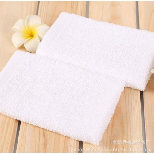 10 PCS Mini Cotton Disposable Portable Towel Napkins For Travel Home Outdoor