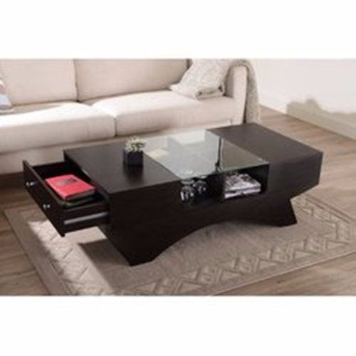 Faith Centre Table -Walnut(Delivery Within Lagos Only