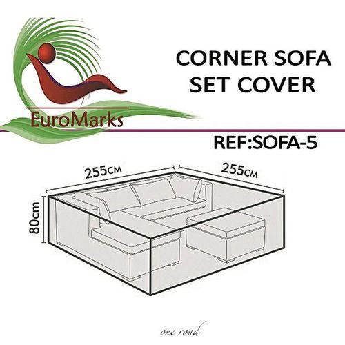 Waterproof Sofa Case Garden Terrace 2-12 Corner Sofa Case New