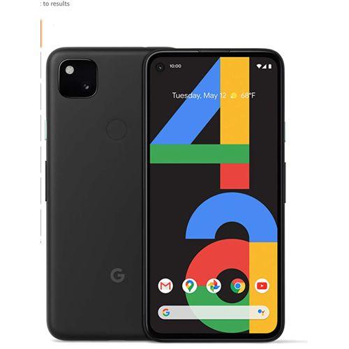 Pixel 4a - 5.8 - 128 GB - 6GB Ram - 4G - Black