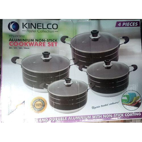 Non Stick Cooking Pot Set-20,22,24,26